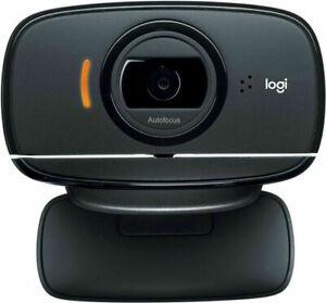*** Logitech C525 720p USB Webcam - Black ***