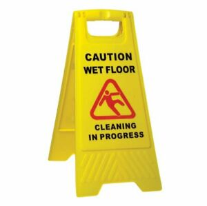 Safety Signs   Wet Floor Signs