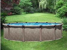 "12' x 52"" Above Ground Pool Package   40 Yr Warranty   Regency"