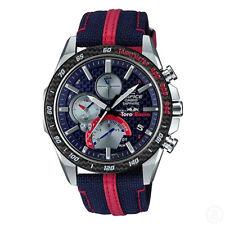 CASIO EDIFICE x Scuderia Toro Rosso F1 Motorsports Bluetooth Watch EQB-1000TR-2A