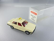 Wiking: BMW 320i taxi n. 14914 in scatola originale (gk88)