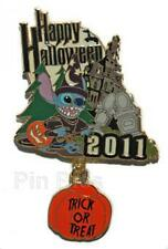 Disney DLP Halloween 2011 Stitch LE  Dangle Pin