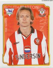 N°446 JOHN BERESFORD SOUTHAMPTON.FC STICKER MERLIN PREMIER LEAGUE 1999