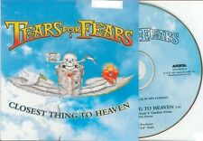 TEARS FOR FEARS Closest Thing To Heaven PROMO CD 2003