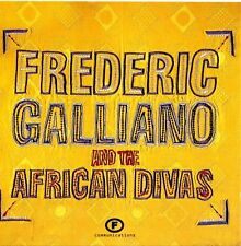CD - FREDERIC GALLIANO AND THE AFRICAN DIVAS
