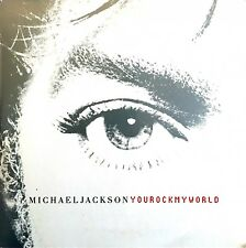 Michael Jackson ‎CD Single You Rock My World - Europe (VG+/M)