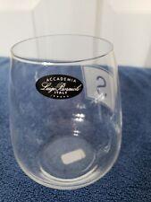 Luigi Bormioli Wine Crystal Glass