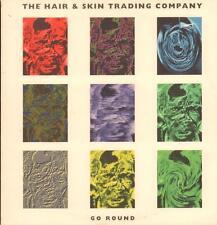 "The Hair & Skin Trading Co(10"" Vinyl)Go Round-Beggars Banquet-BBQ 16 T-Ex+/Ex"