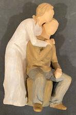 """Willow Tree Figurine """"You and Me"""" Susan Lordi 2011 Demdaco"""