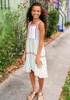 Details about  /NWT Girls MATILDA JANE Wonderment Bike Path Knot Dress size 12