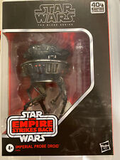 Star Wars The Black Series Imperial Probe Droid 6-Inch Figure New Ready To Ship!