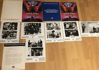Star Trek V The Final Frontier press Kit With 6 Photos