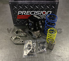 Precision Turbo Wastegate 39mm Black PW39 PT#PBO085-1000