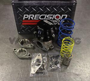 Precision Turbo Wastegate 39mm Black PW39 PT#PBO085-1000