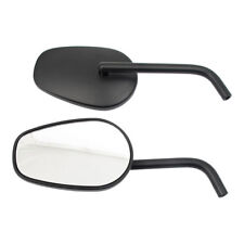 1 Par Espejo CLASSIC, negro, PARA HARLEY-DAVIDSON con Marcación E