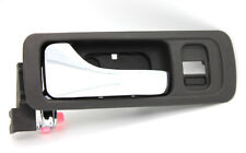 NEW Dark Gray & Chrome Inside Door Handle LH FRONT / FOR 1996-2004 ACURA RL