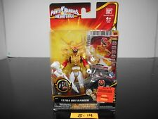 MINT & SEALED!!! MIGHTY MORPHIN POWER RANGERS MEGAFORCE ULTRA RED RANGER 8-14