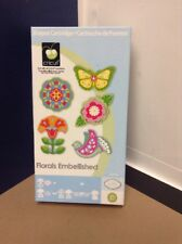 Cricut Cartridge - Floral Embellished - Gently Used - Complete!
