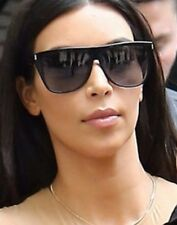 926164e17ee Genuine Yves Saint Laurent Black Celebrity Kim K Sunglasses YSL SL 1 001