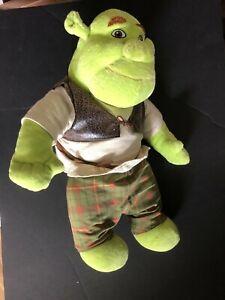 Build a Bear Shrek Plush