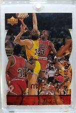 Rare: 1998 98 Upper Deck MJX Michael Jordan MJ Timepieces #3 #'d of 2300 Bulls