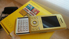 Sony Ericsson S500i - Spring Yellow Handy mit OVP