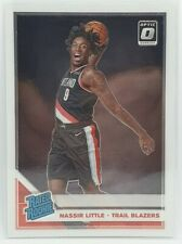 2019-20 Donruss Optic Nassir Little Rated Rookie RC