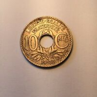 10 Centimes Lindauer 1922 N1