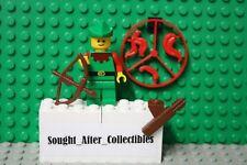Lego Classic Castle Forestmen Robin Hood VINTAGE minifigure woodsman archer