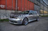 For VW Golf 4 IV mk4 Front Bumper spoiler lip GTI 25th anniversary splitter