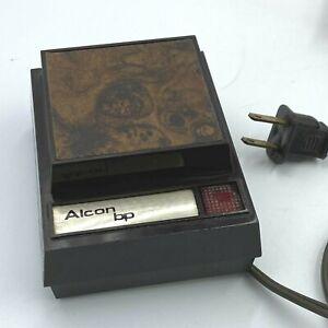 Vintage Alcon BP Lens Heat Disinfection Unit Electric 1970s 1980s PL
