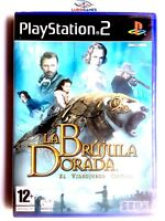 La Brujula Dorada PS2 Playstation Nuevo Precintado Sealed New SPA PRECINTO ROTO