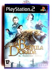 La Brujula Dorada PS2 Playstation Nuevo Precintado Sealed New SPA PRECINTO ROTO