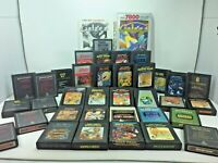 Large Lot of 35 ATARI Games Untested Some Great Games!