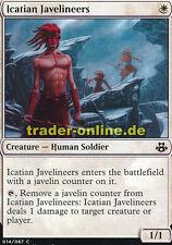 4x icatian javelineers (icatianische speerschleuderer) Elspeth vs. kiora Magic