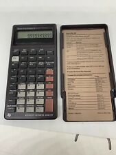 Texas Instruments Ba Ii Plus Financial Advanced Business Analyst Calculator