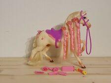Barbie Pferd / Lockenspaß Classy