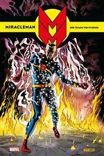 Miracleman HC tedesco 1,2,3+4 completa Hardcover Alan Davis, Don Lawrence