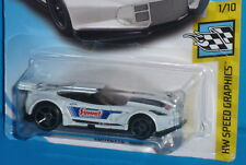 2017 HOT WHEELS Chevrolet Corvette C7.R Summit Racing #27/365 50 Years Card