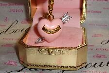 New Juicy Couture Lovestruck Charm For Bracelet Necklace Keychain