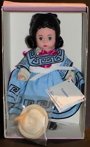 """Madame Alexander Careen O'Hara Gone with the Wind 8"""" Doll 15190"""