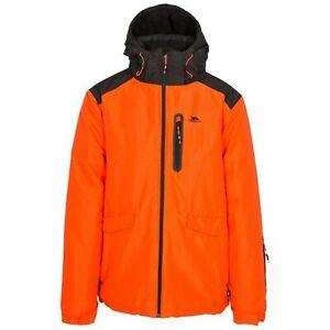 Trespass Mens Slyne Hooded Ski Jacket TP4518