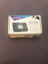 Netgear Aircard 785S. Mobile Broadband Wifi Hotspot Super Fast 4G UNLOCKED.*NEW*