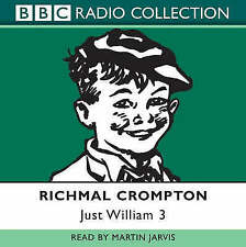 Just William: No.3 (BBC Radio Collection) by Richmal Crompton | Audio CD Book |