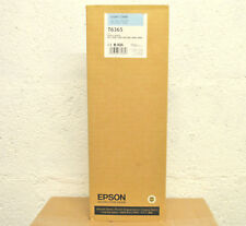 Cartouche Original EPSON T6365 700ml 07/2014 Light Cyan 7900 9890 9900 Genuine