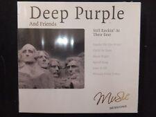 CD DEEP PURPLE AND FRIENDS / STILL ROCKIN' AT THEIR BEST /