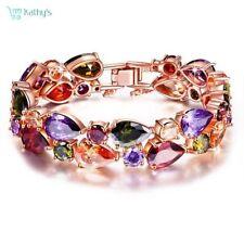 Bohemian Crystal Costume Bracelets