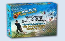 Hot Grommet Surf Star Challenge Children's Surf Safety Educational Board Game