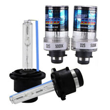 New 5000K D2S D2R D2C HID Xenon Bulbs Replace Factory HID Headlight Pair