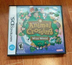 Animal Crossing: Wild World (DS, 2005)